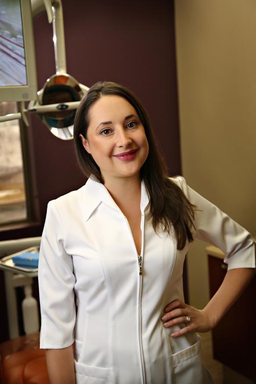 Dr Liliane | Cornwall Dentist
